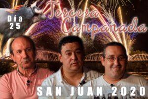 Programa de La Tercera Campanada San Juan Coria 2020