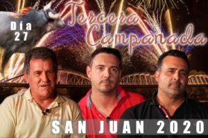Programa de La Tercera Campaanda San Juan Coria 2020